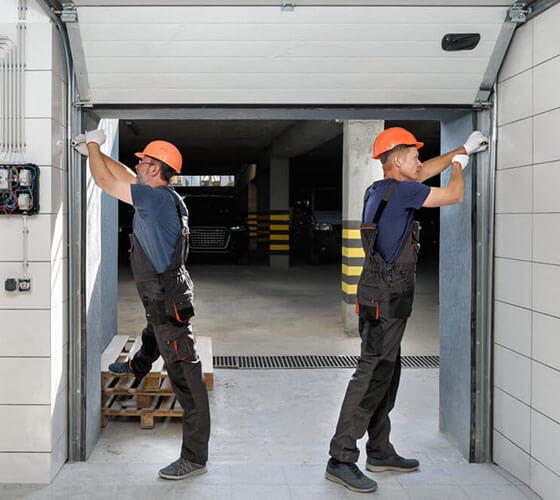 garage door installation thornton