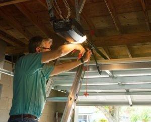 garage door opener installation aurora