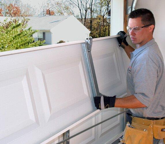 residential garage door repair denver